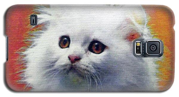 Fluffy Princess Galaxy S5 Case