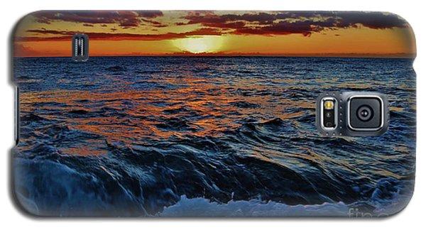 Fluid Sunset Galaxy S5 Case