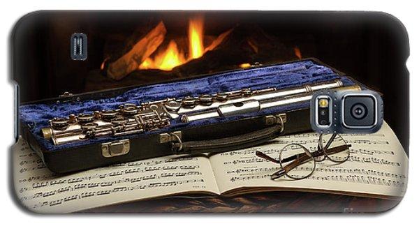 Flute Still Life Galaxy S5 Case