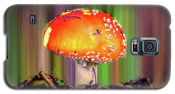 Fly Agaric #g7 Galaxy S5 Case