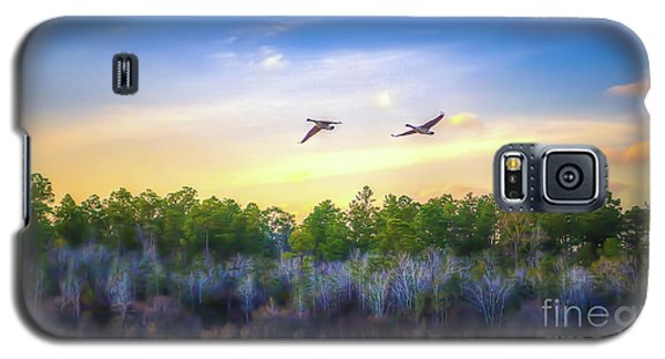 Fly Away Galaxy S5 Case