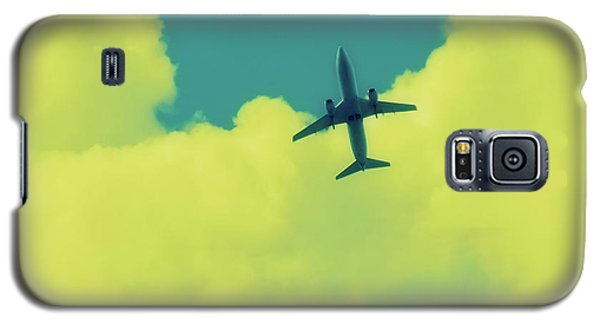 Fly Away  Without Snapshot Border Galaxy S5 Case