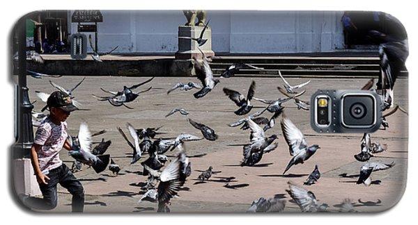 Fly Birdies Fly Galaxy S5 Case