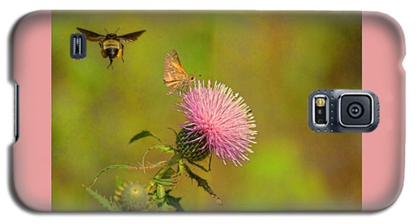 Fly By Bee Galaxy S5 Case