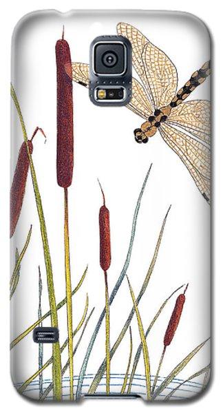 Fly High Dragonfly Galaxy S5 Case