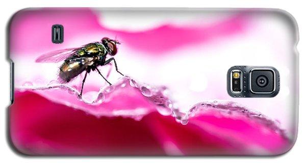 Fly Man's Floral Fantasy Galaxy S5 Case