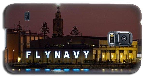 Fly Navy Galaxy S5 Case