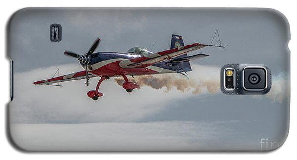 Flying Acrobatic Plane Galaxy S5 Case