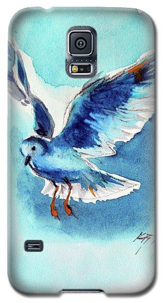Flying Bird Galaxy S5 Case by Kovacs Anna Brigitta
