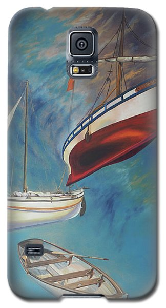 Flying Boats Galaxy S5 Case