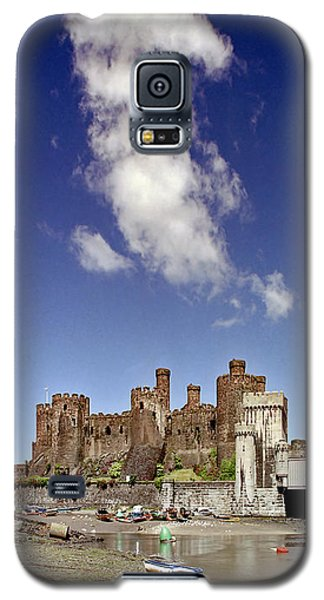 Flying Dragon Conwy Castle Galaxy S5 Case