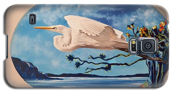 Flying Egret Galaxy S5 Case