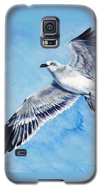 Flying Gull Galaxy S5 Case