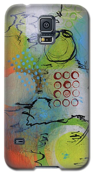 Flying In The Clouds Galaxy S5 Case