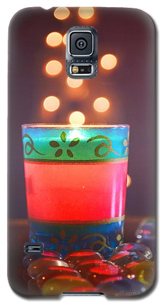 Galaxy S5 Case featuring the photograph Flying Light by Rima Biswas