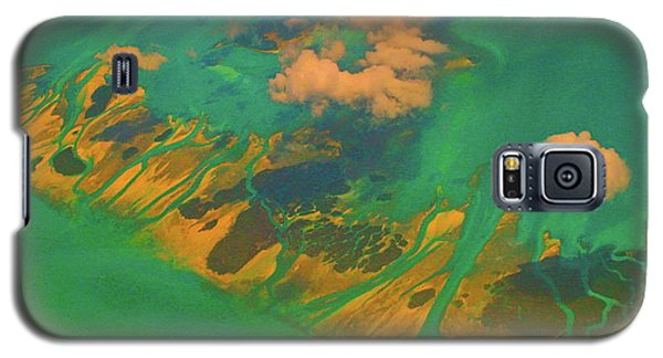 Flying Over The Keys, Florida Galaxy S5 Case