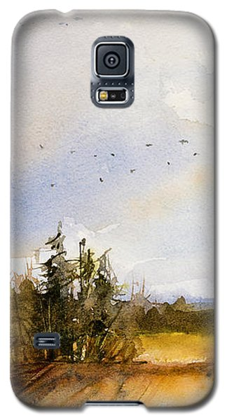Flying South Galaxy S5 Case by Judith Levins