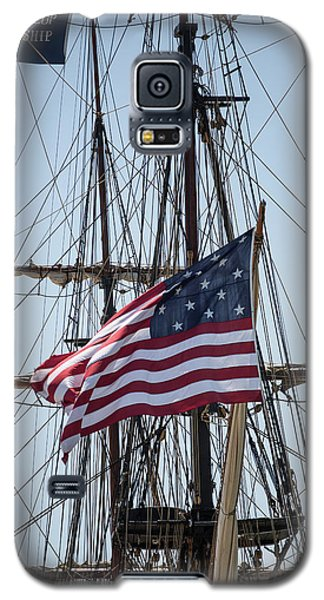 Galaxy S5 Case featuring the photograph Flying The Flags by Dale Kincaid