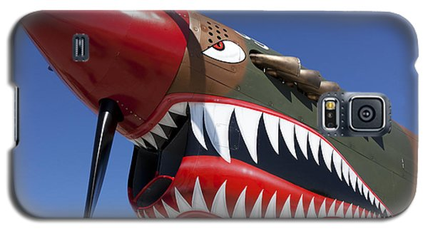 Flying Tiger Plane Galaxy S5 Case