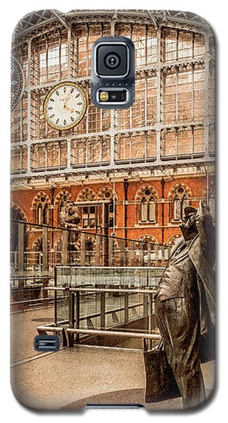 London, England - Flying Time Galaxy S5 Case