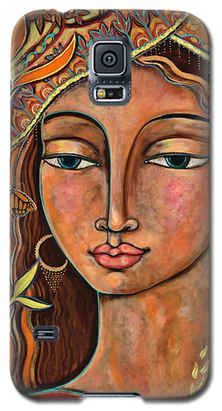 Focusing On Beauty Galaxy S5 Case by Shiloh Sophia McCloud