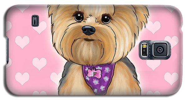 Fofa Hearts Galaxy S5 Case