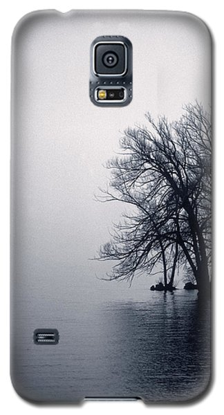 Fog Day Afternoon Galaxy S5 Case