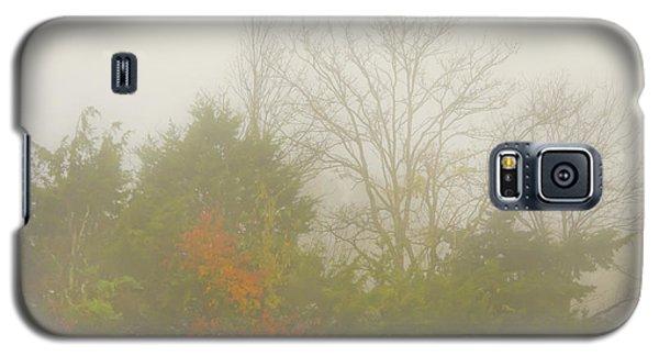 Fog In Autumn Galaxy S5 Case