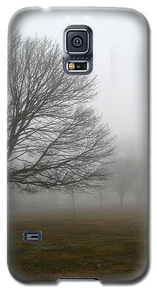 Fog Galaxy S5 Case by John Scates