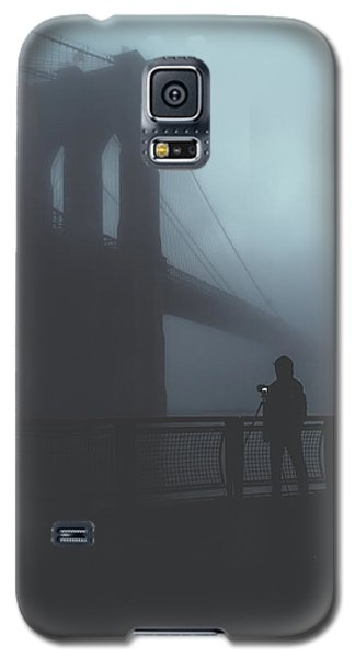 Fog Life  Galaxy S5 Case by Anthony Fields