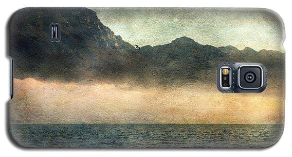 Fog On Garda Lake Galaxy S5 Case