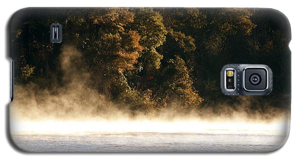 Fog On The Catawba Galaxy S5 Case