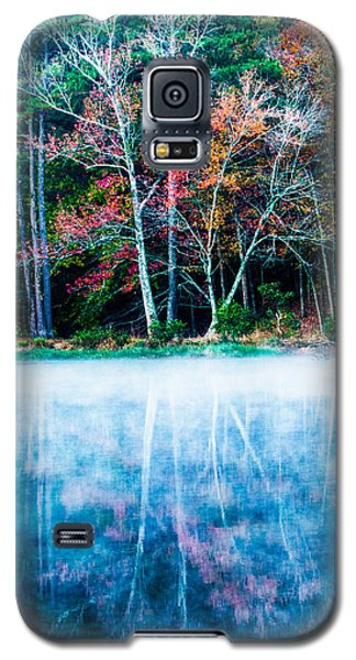 Fog On The Lake Galaxy S5 Case