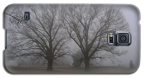 Fog On The Yorktown Battlefield Galaxy S5 Case
