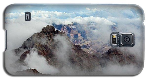 Fog Shrouded Vishnu Temple  Galaxy S5 Case