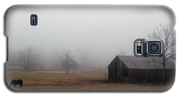 Foggy Barnyard Galaxy S5 Case