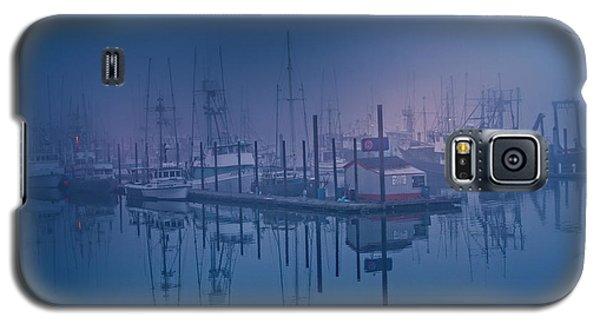 Foggy Bay Front Galaxy S5 Case