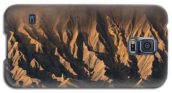 Foggy Butte Galaxy S5 Case