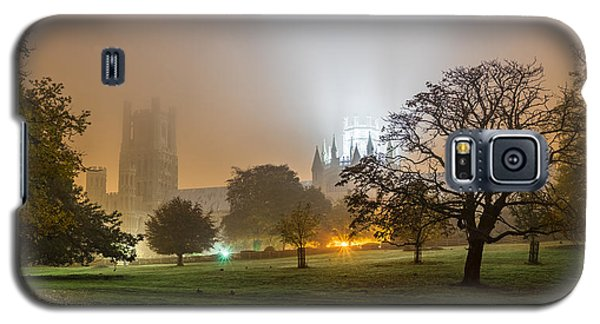 Foggy Cathedral Galaxy S5 Case