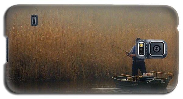 Foggy Fishing Galaxy S5 Case