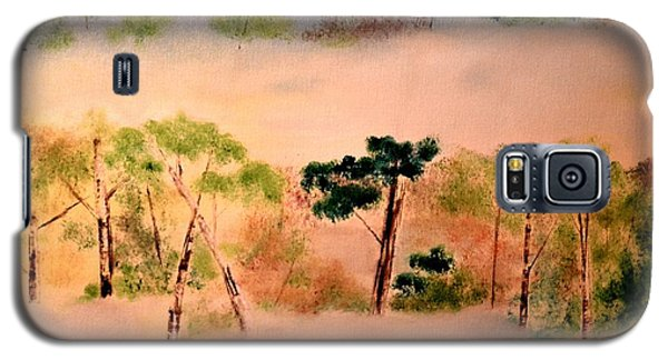 Foggy Forest Galaxy S5 Case