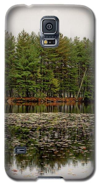 Foggy Island Reflections Galaxy S5 Case