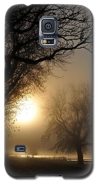 Foggy Morn Galaxy S5 Case