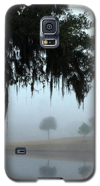 Foggy Morn Reflections Galaxy S5 Case