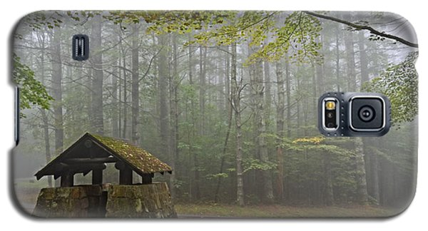 Foggy Morning At Droop Mountain Galaxy S5 Case