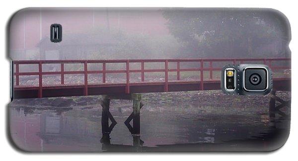 Foggy Morning At The Bridge Galaxy S5 Case