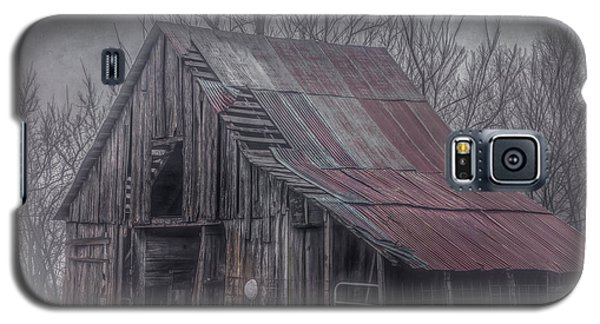 Foggy Morning Backroads Galaxy S5 Case