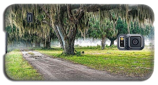 Foggy Morning - Coosaw Plantation Galaxy S5 Case by Scott Hansen