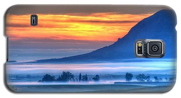 Foggy Morning Galaxy S5 Case