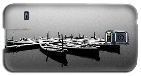 Foggy Morning On West Lake Galaxy S5 Case